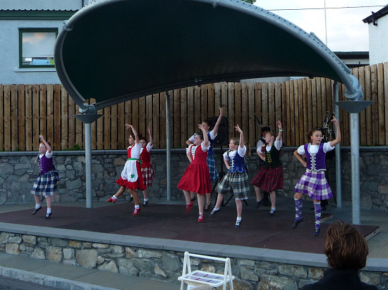 Folklore in Ullapool