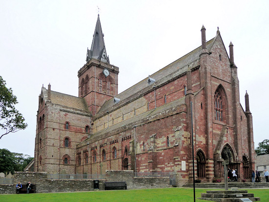 St.-Magnus-Kathedrale in Kirkwall