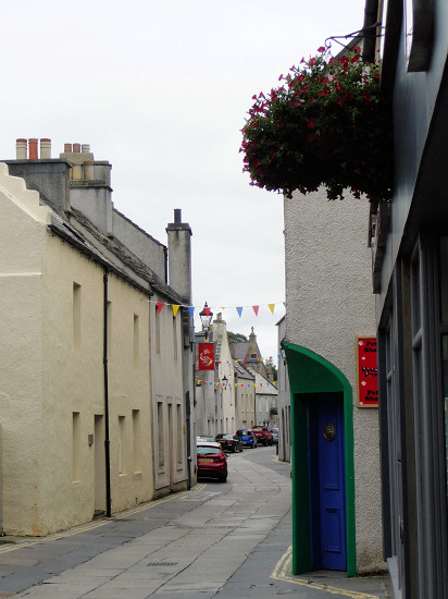 Gasse in Kirkwall