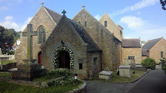 St. Brelade's Church und Fisherman's Chapel