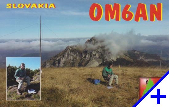 Received QSL cards - European stations 1