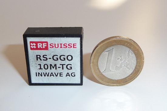 Frequency standard RS-GGO10M-TG